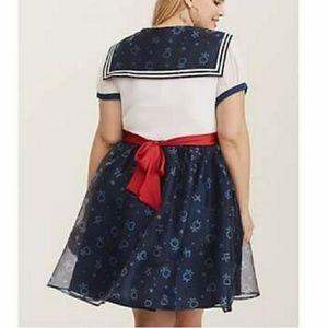 Torrid Sailor Moon Dress